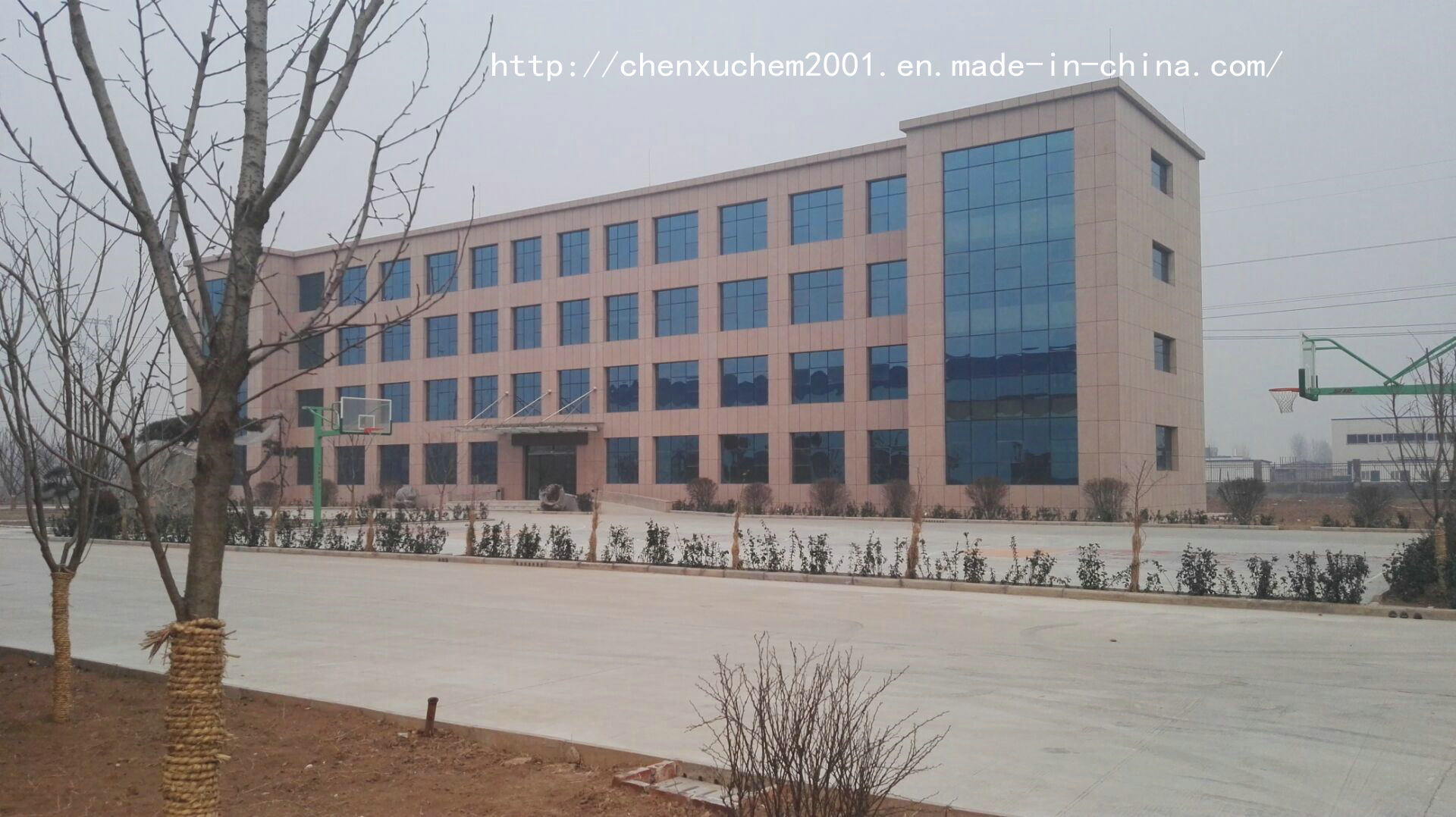 CHENXU FACTORY OFFICE BUILDING