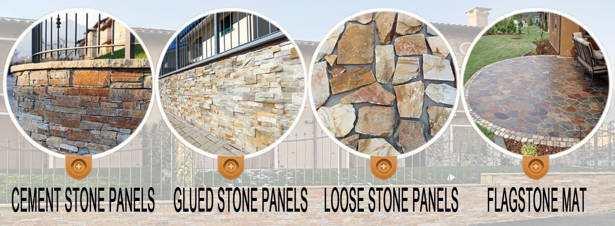 Natural Stone Construction material