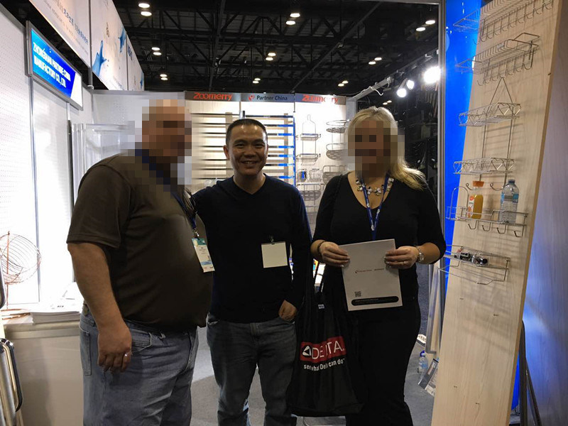 fair onsite visitor during 2017 IBS
