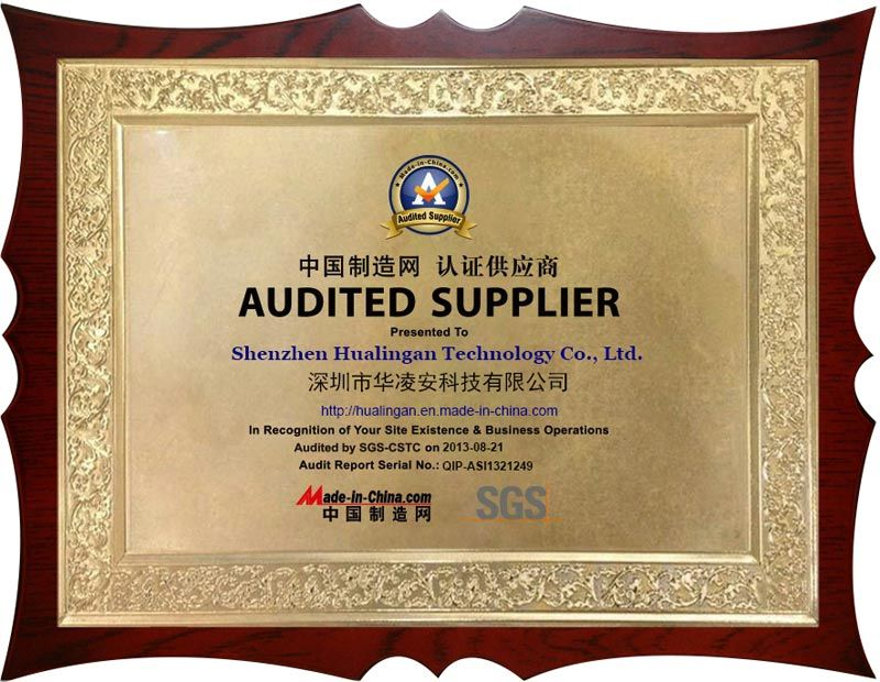 Our company has successfully passed the SGS certification worldwide