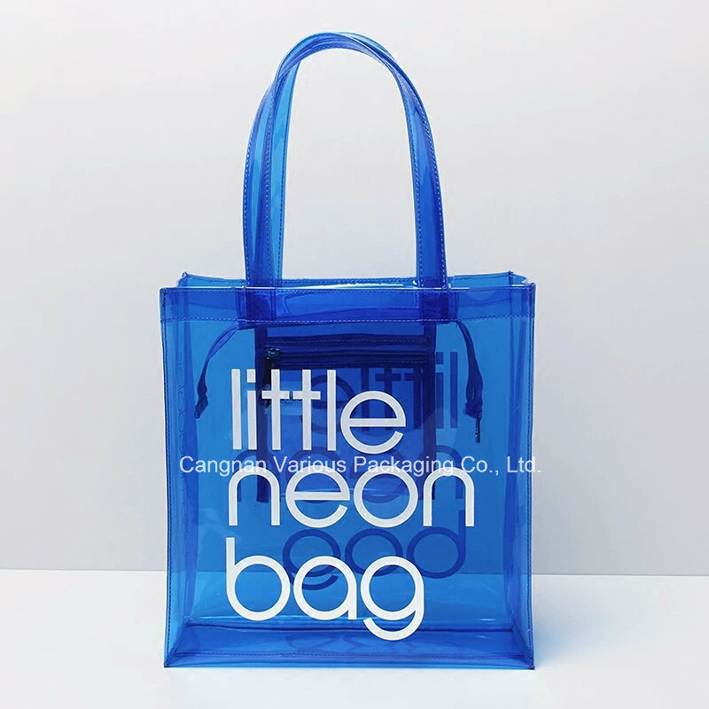 Hot Sale PVC Bag/Gift Bag/Plastic Handbag