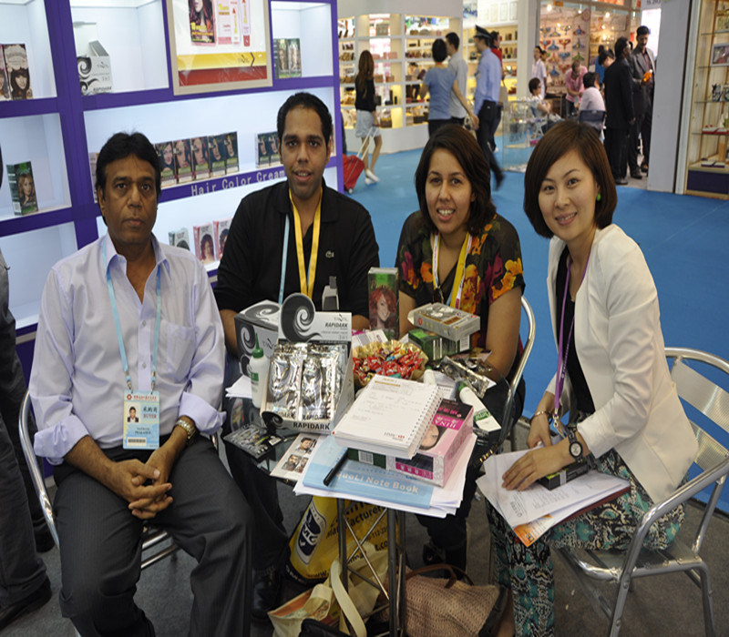 112th Canton Fair-4 - Guangzhou Baiyun Darong Fine Chemical