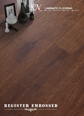 High Quality HDF Laminate Flooring Embossed-inRegister(EIR)