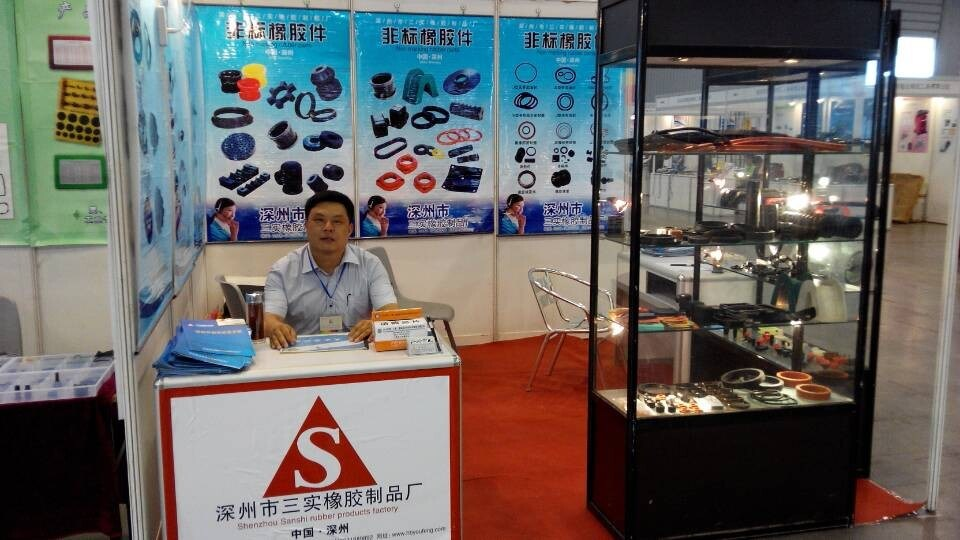 We are going to attend the trade show of Power Transmission and Control