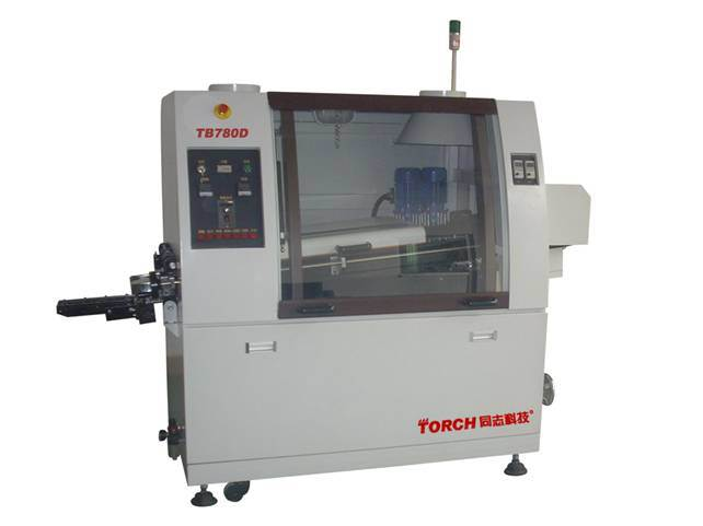 Double wave and lead-free Wave soldering machine TB780D