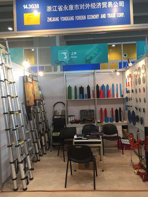 112 Guangzhou Fair Booth Number