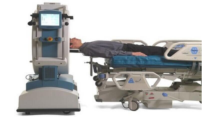 display for medical equipment