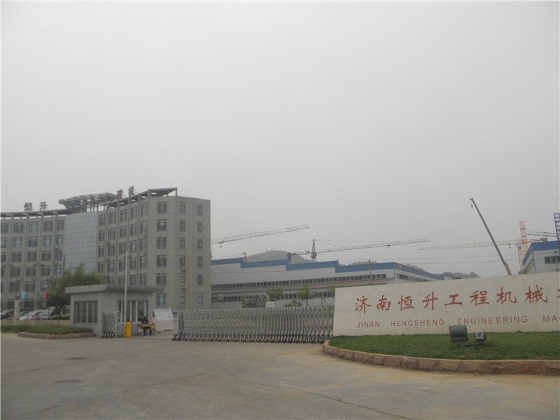 about our factory hstowercrane
