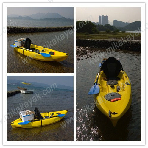 Mika Kayak Travel in Hongkong
