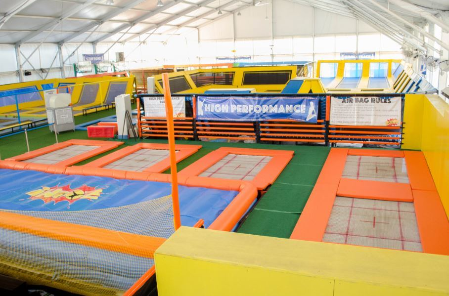 Malaysia First Trampoline Park Manufacturer in China