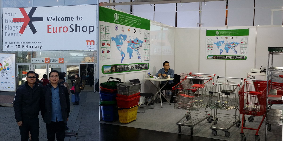 2014 EuroShop Exhibition