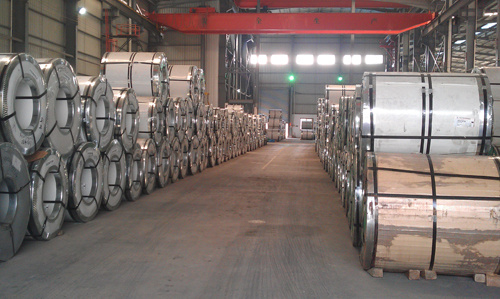 Stainless Steel Warehouse