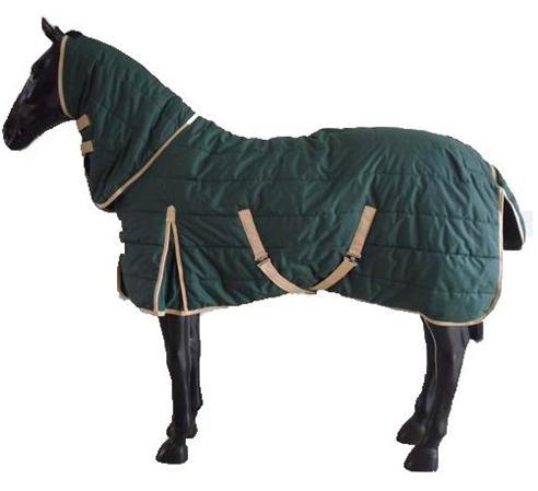 420d Green Warm Winter Stable Rug (SMR478U)