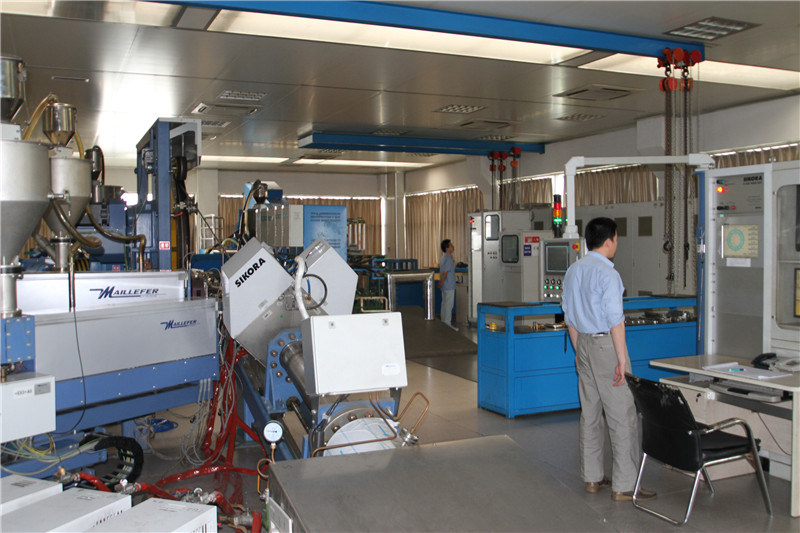 Medium Voltage Production Line Master-Control Room