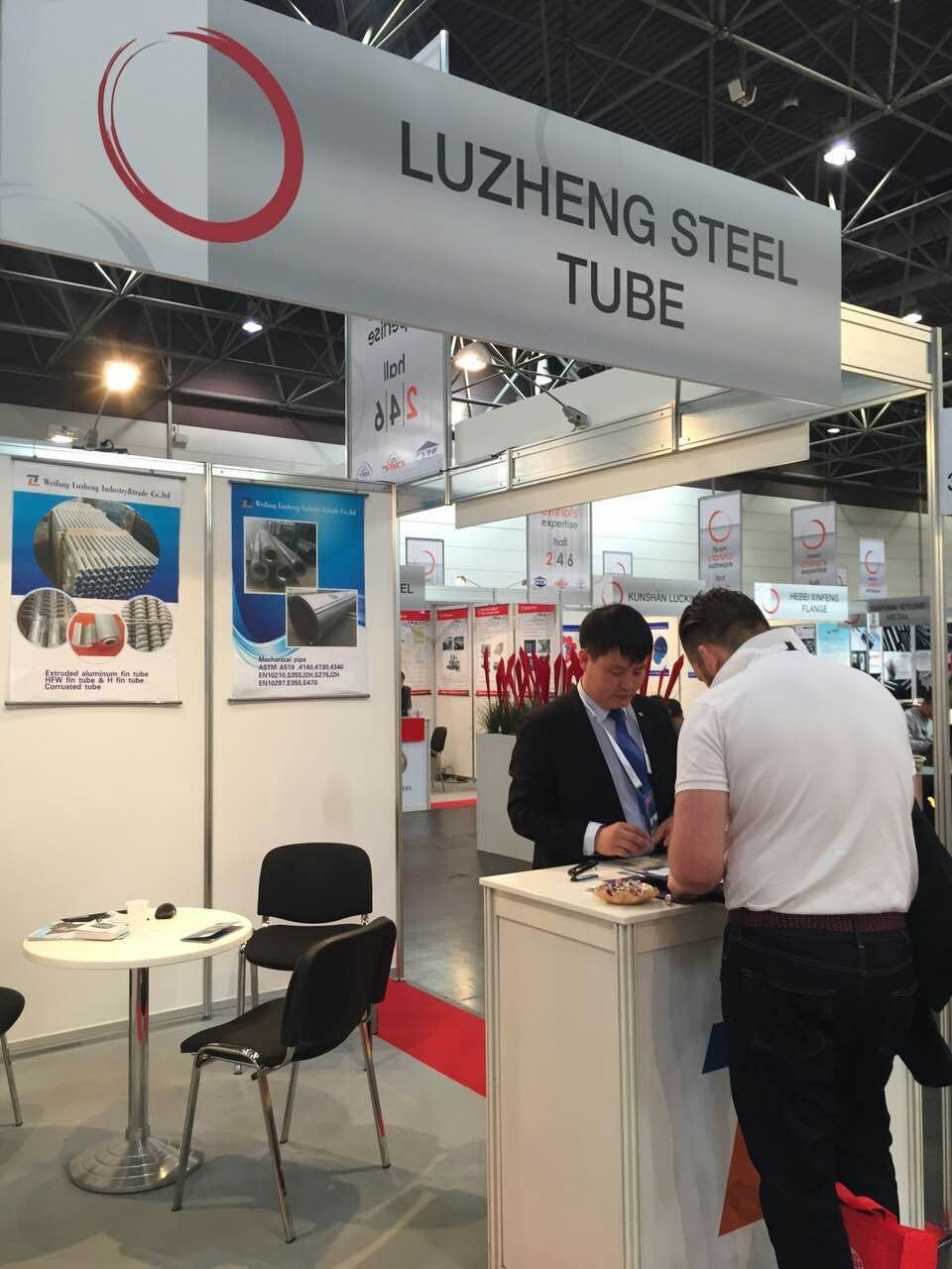 Duesseldorf Tube&Wire Expo 2016