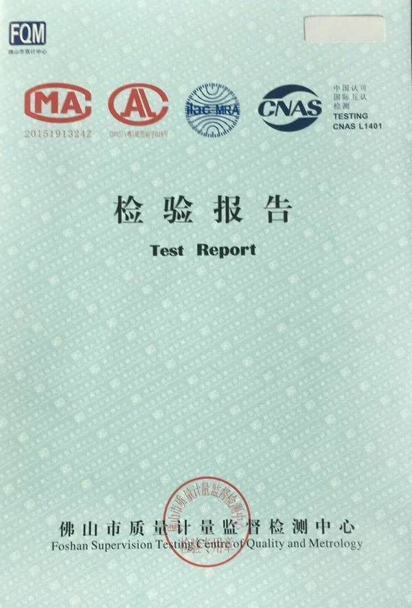 Testing Reports1