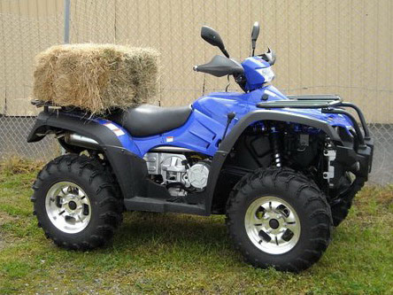 600CC 4x4 ATV in Australia