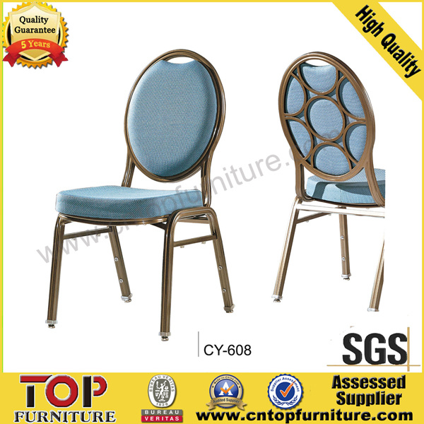 Newest Hotel Aluminum comfortable Banquet Chair
