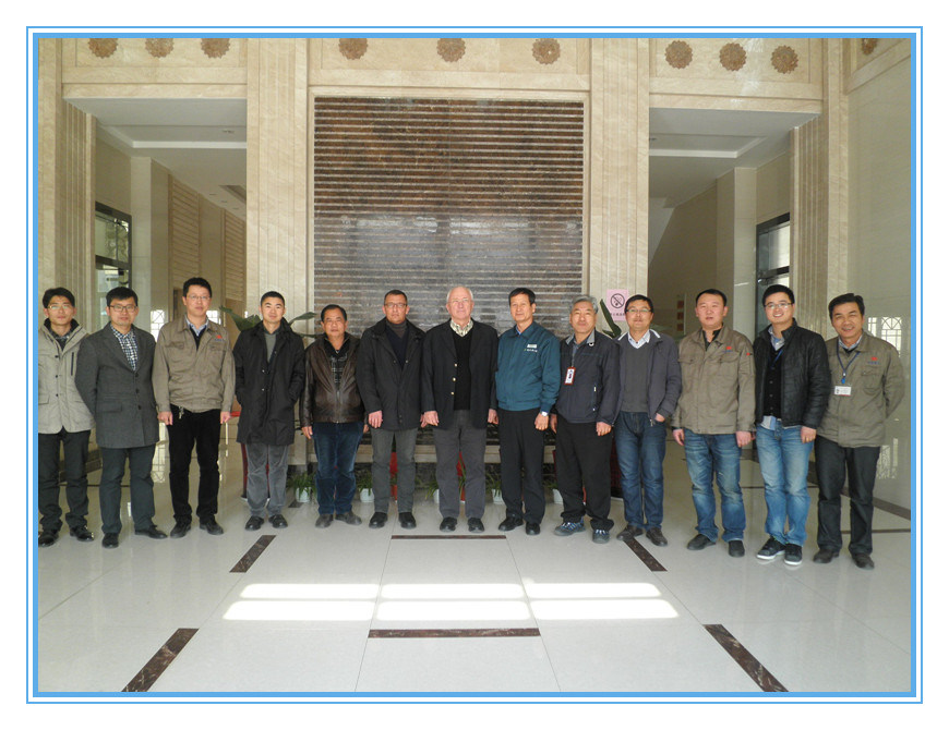 Customers Visiting Shuangma
