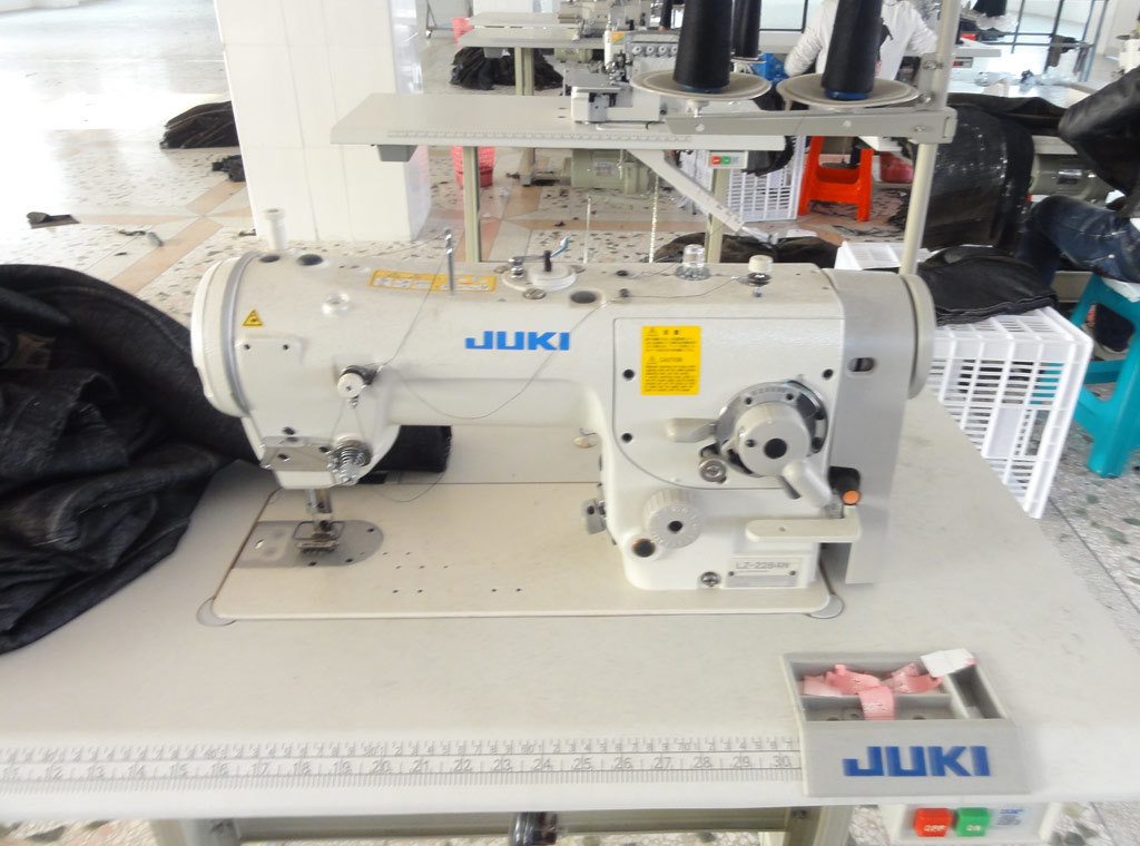 Our JUKI brand Equipments