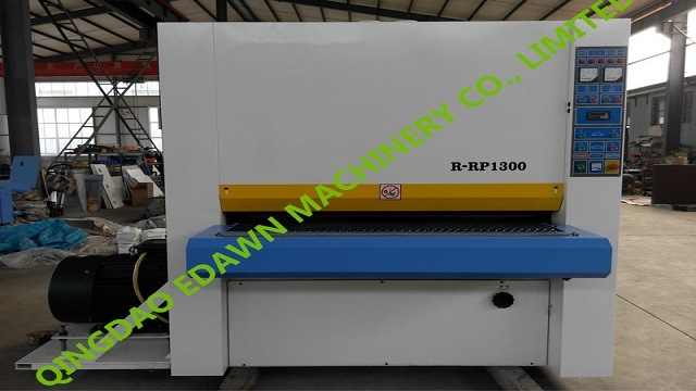 R-RP1300 model wide belt sanding machine