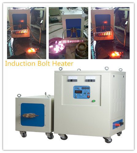 60KW IGBT Induction Heating Machine for Bolt Forging