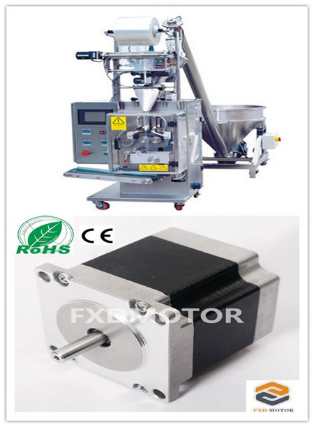 FXD Stepper Motor used in Powder Packing Machine