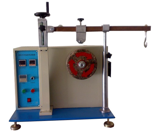 Suitcase Wheel Abrasion Tester (HT-1105) Promotion