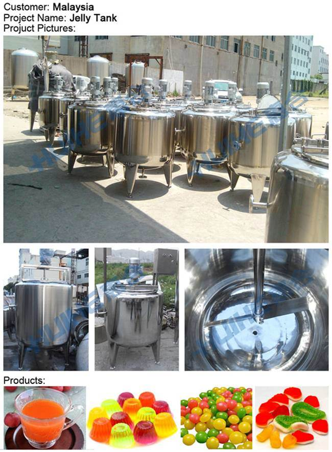 stainless steel tank we sell