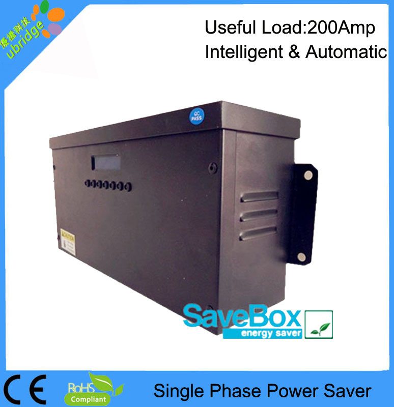 Single Phase Power Saving Box Energy Saving Devices for Home/Factory ...