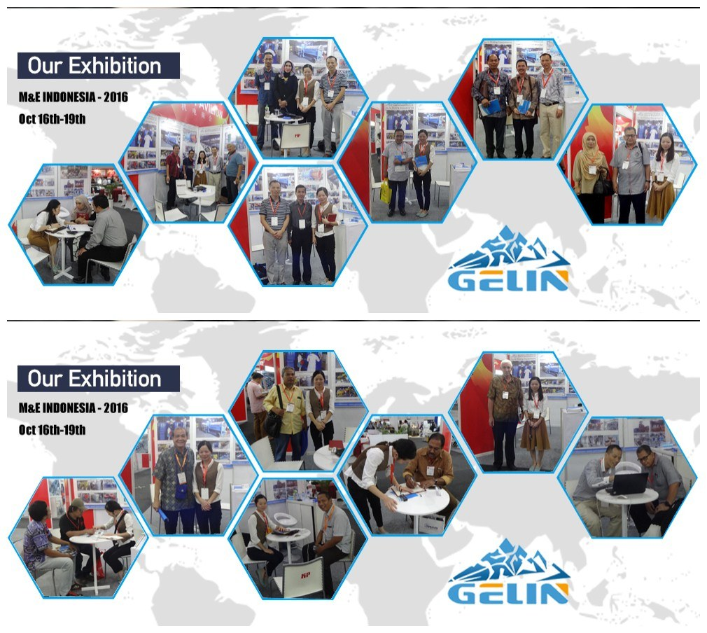 Thank you for visiting our booth No. at M&E exhibition Indonesia
