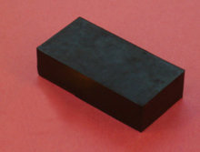 Black Rubber Coated Magnets (TCB012) for $3.6