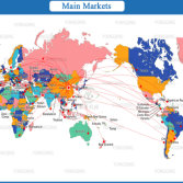 Main International Markets