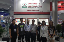 boxing binzhou exhibition