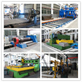 facilities for steam boiler workshop