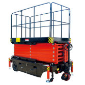 Self-propelled Scissor Lift/Platform Height 6-16m