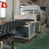 spanish roof tile producing line