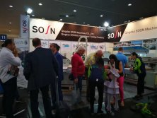 SOSN at Germany exhibition