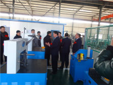 celebrate kangmai hydraulic to move new factory