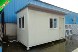 Security Cabin & Portable Toilet