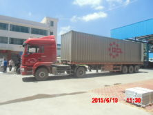 RUSSIA CUSTOMER CONTAINER LOADING