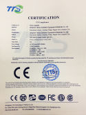 Transformer CE certification