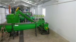 MOOGE PLASTIC RECYCLING MACHINE IN POLAND