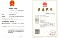 Hongda Cable Business License