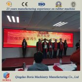 Our Cooperation Customer China Rubber Resource Regeneration (Qingdao) Has Become Listed Successfully