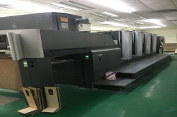 Heidelberg 6 color Printing machine