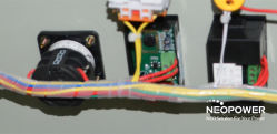 Servo Voltage Stabilizer Display Wiring