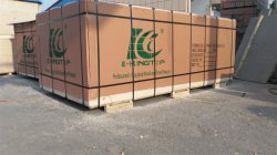 12mm Bintangor plywood export packment