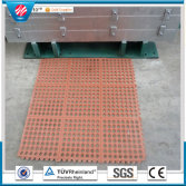 non slip interlocking rubber flooring mat for kitchen and hotels