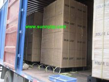 Container load for shipping